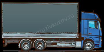 фургон 5т погрузивкузов